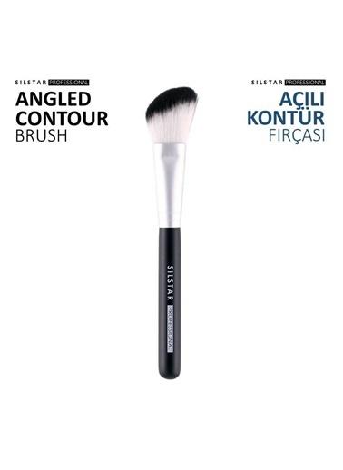 Silstar Angled Contour  Brush - Açılı Kontür Fırçası Renksiz